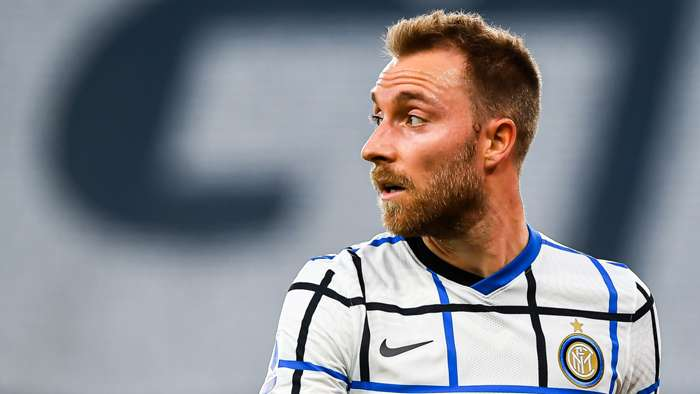 Christian Eriksen Inter 2020-21
