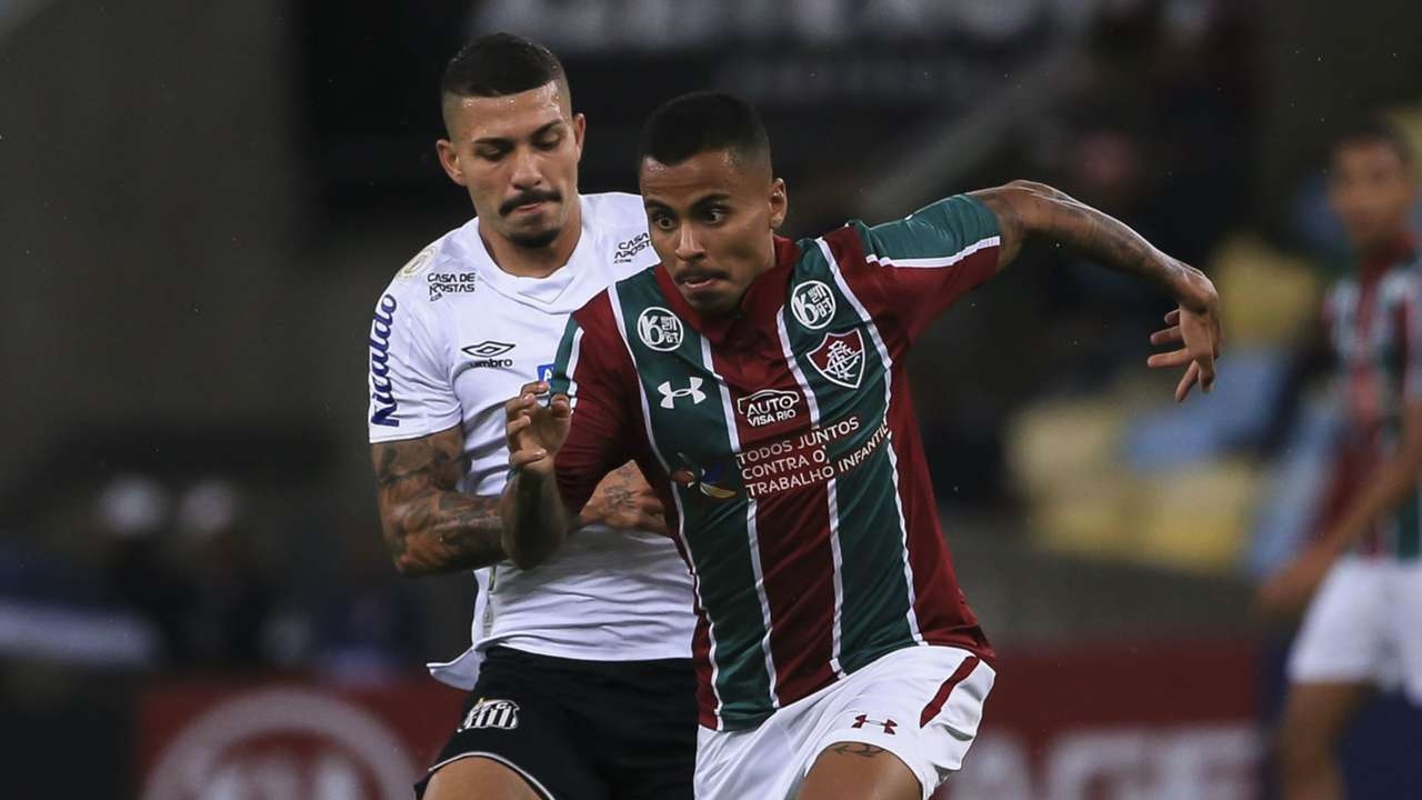 Allan Fluminense 2019