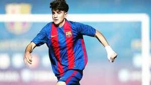 Alex Collado FC Barcelona