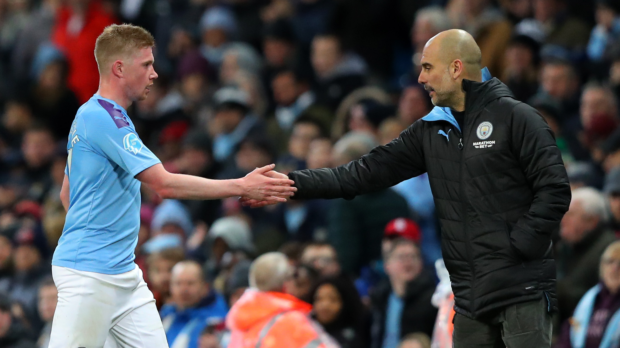 'My head was blown off!' - De Bruyne says it is difficult to adapt to Manchester City boss Guardiola's tactics