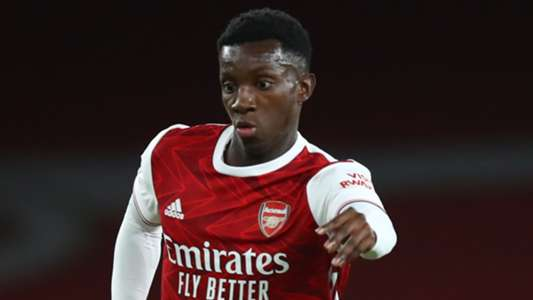 Nketiah makes 'disappointing' admission at Arsenal after ending four-month goal drought | Goal.com