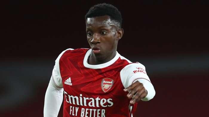 Eddie Nketiah, Arsenal