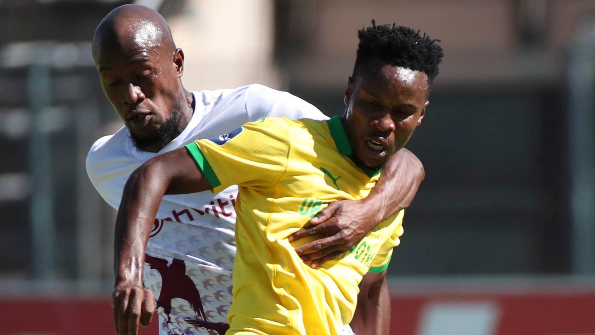 Mamelodi Sundowns 1-1 Swallows FC: Late goal denies Masandawana victory