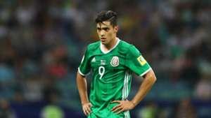 Raúl Jiménez México - Alemania