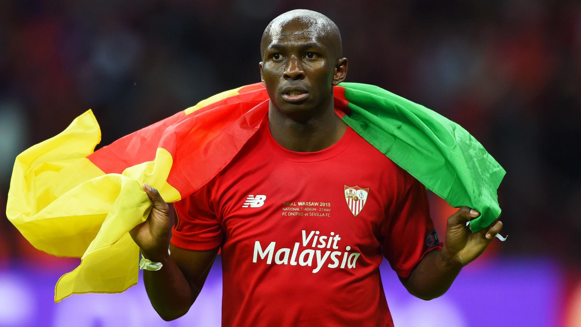 Mbia: Shanghai Shenhua sign Cameroon midfielder on a free transfer