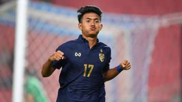 Suphanat Mueanta | U23 Thailand vs U23 Bahrain | AFC U23 Championship 2020 | Group Stage