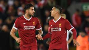 Emre Can, Roberto Firmino, Liverpool