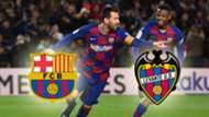 FC Barcelona UD Levante TV LIVE STREAM