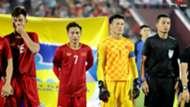 Trieu Viet Hung - Bui Tien Dung U23 Vietnam vs U23 Myanmar Friendly Match 2019