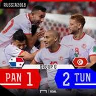 Panama vs Tunisia