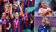 Barcelona Chelsea Champions League GFX