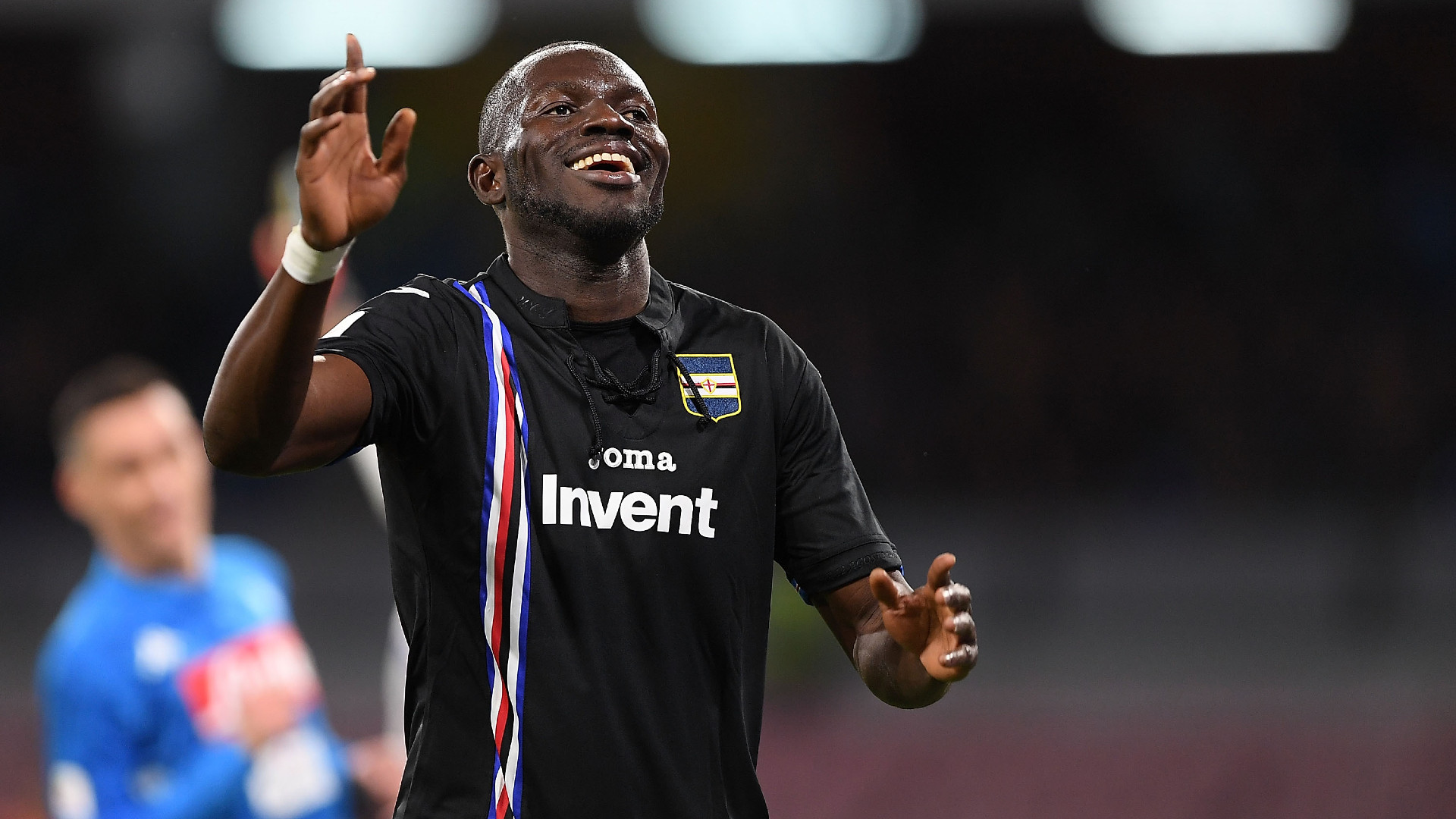 Reported Liverpool target Colley ends 54-game Sampdoria wait with Benevento header