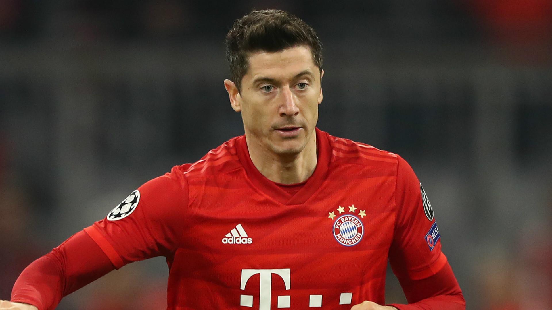 Bayern striker Lewandowski discusses failed Real Madrid move