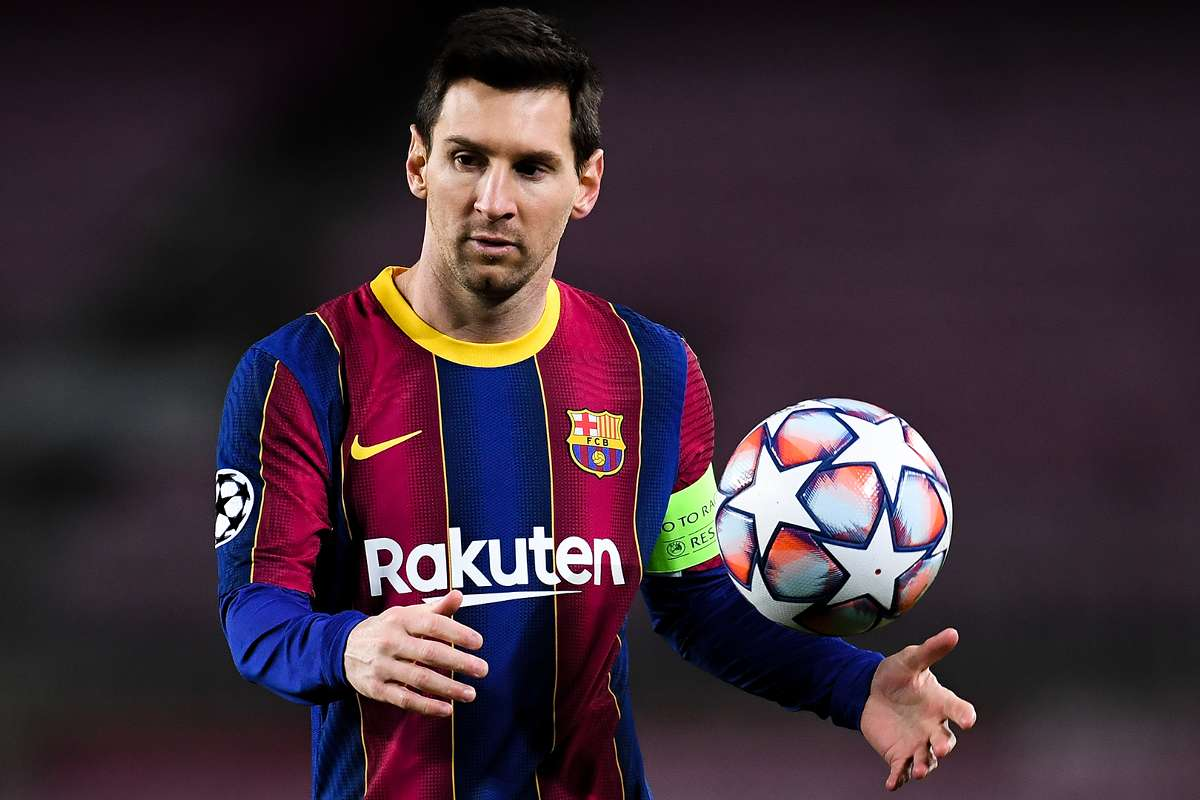 Messi Goes Out To Assassinate The Goalkeepers Barcelona Star Forever On A Mission Says Caballero Goal Com