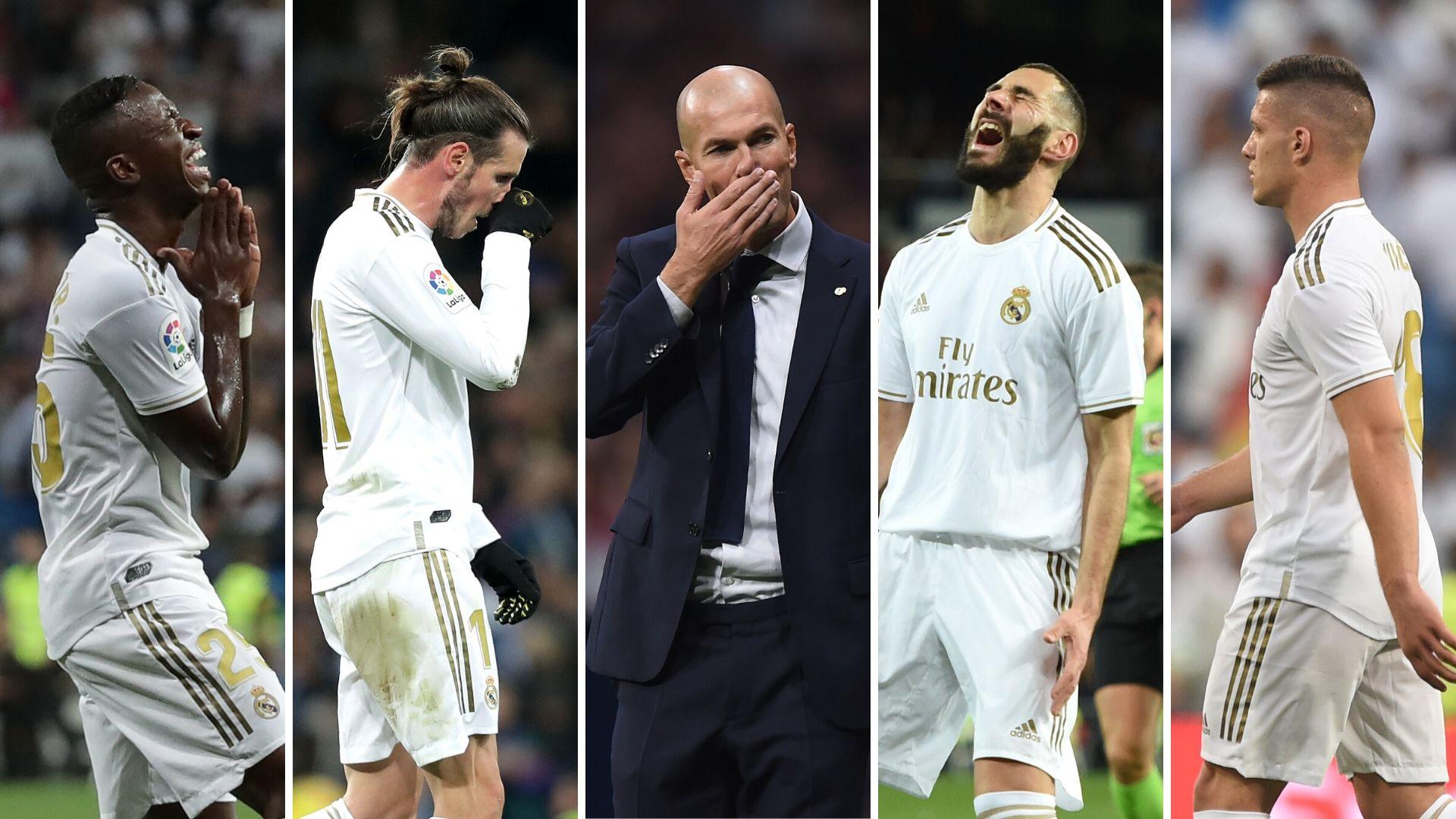 Real Madrid, Benzema et Bale absents pour la Supercoupe d'Espagne