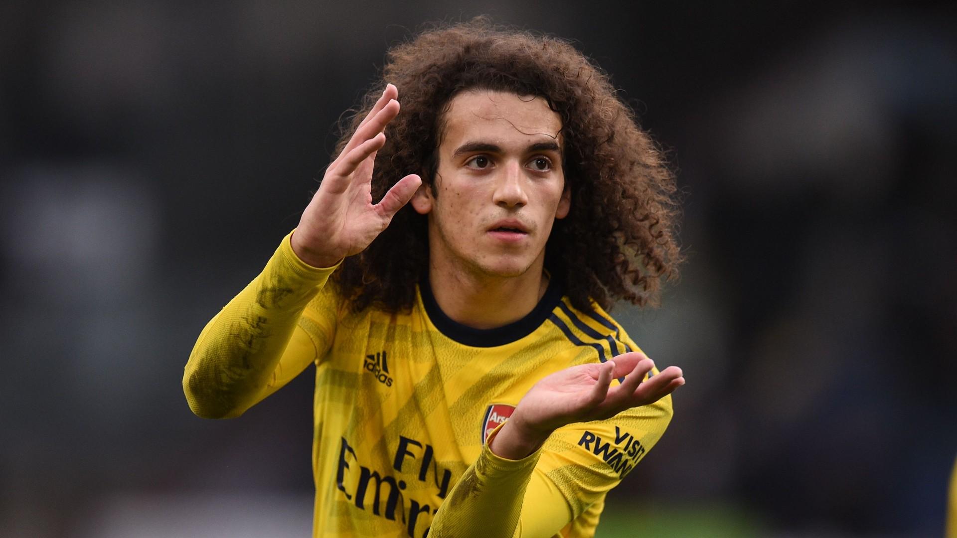 Arsenal midfielder Guendouzi joins Hertha Berlin on season-long loan