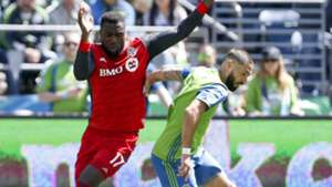 Jozy Altidore Clint Dempsey Toronto FC Seattle Sounders