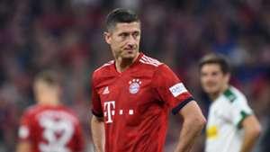 Robert Lewandowski Bayern Munich 06102018