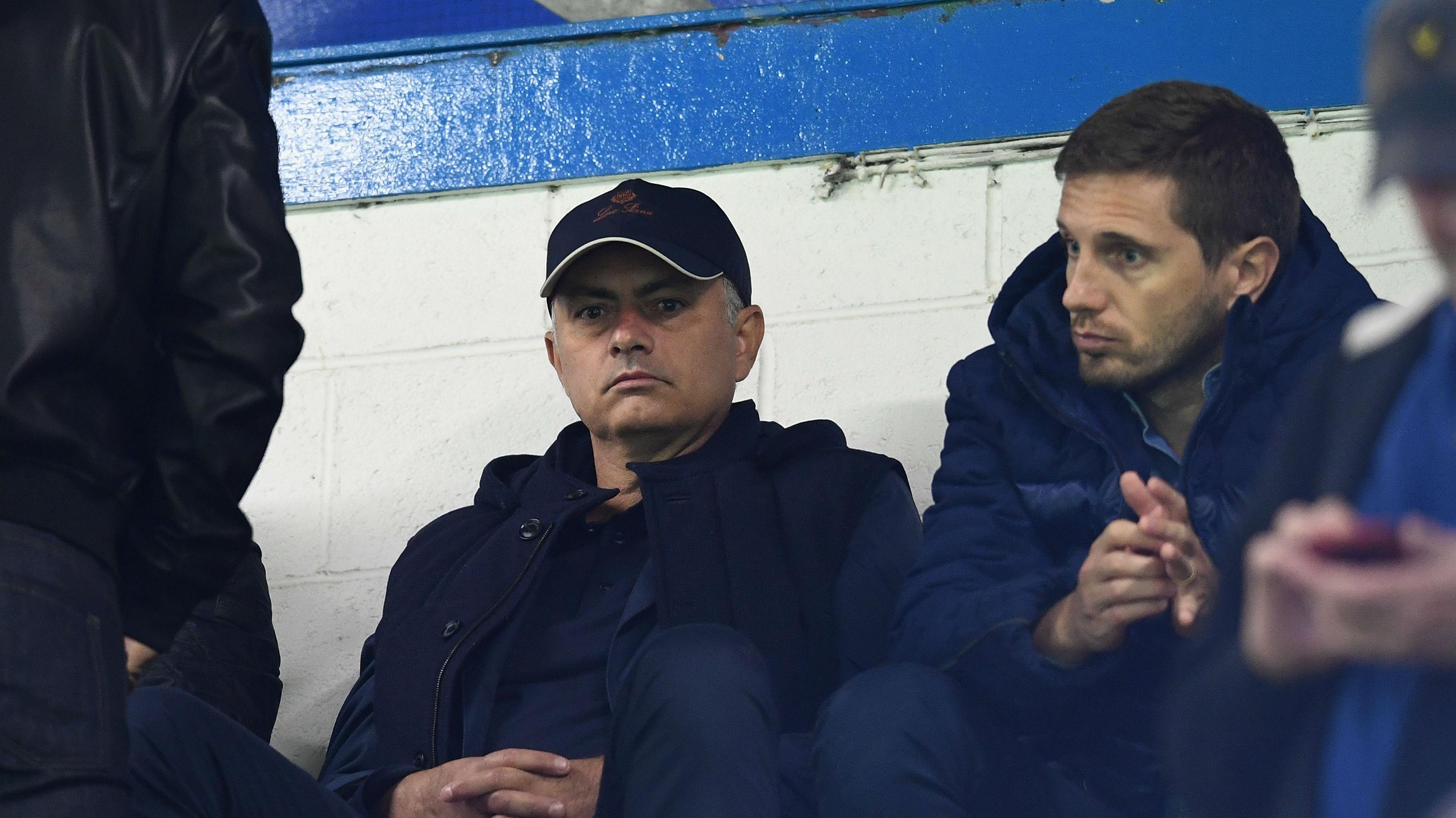Mourinho Burnley