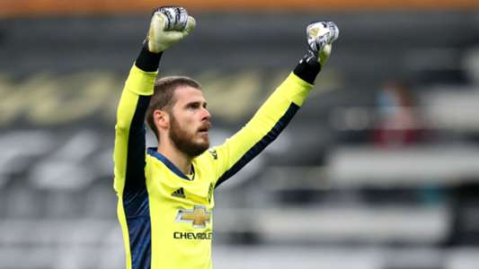 'To deny that De Gea is a great goalkeeper is ridiculous' – Berbatov pleased to see Man Utd star back to his best | Goal.com