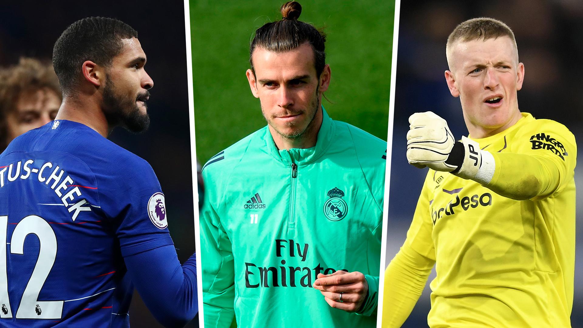 #CombatCorona: Bale, Loftus-Cheek & Pickford headline FIFA 20 charity tournament in Covid-19 battle