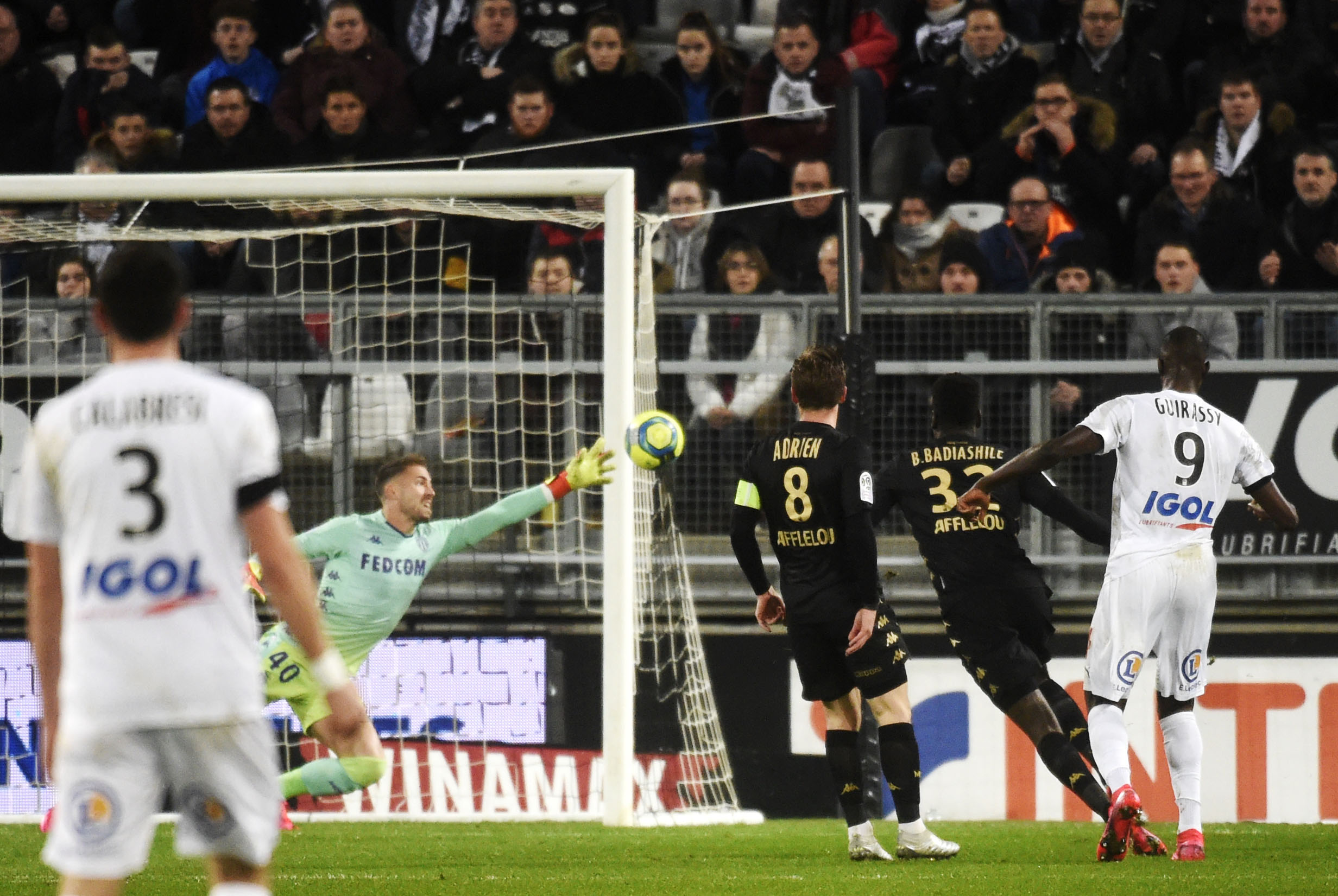 Amiens vs AS Monaco highlights & video full match
