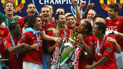 Manchester United 2007-08 Premier League