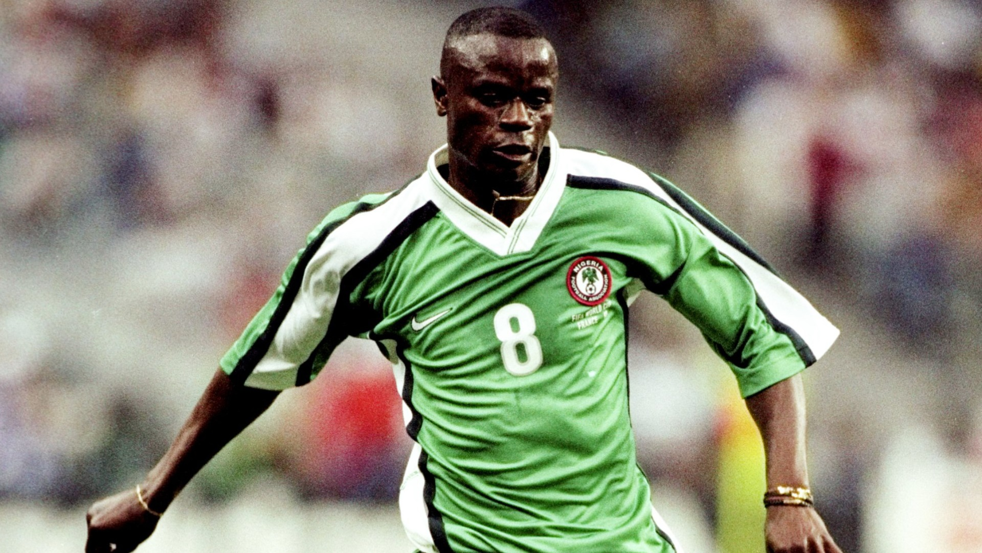 'I will never forget this day' – Adepoju reminisces Nigeria's historic World Cup debut