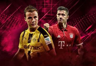 Germany Super Cup 2017 - Dortmund Bayern