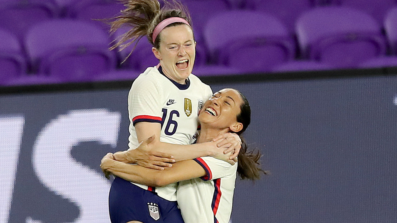 Rose Lavelle shows Man City what it's missing with USWNT winner vs. Canada