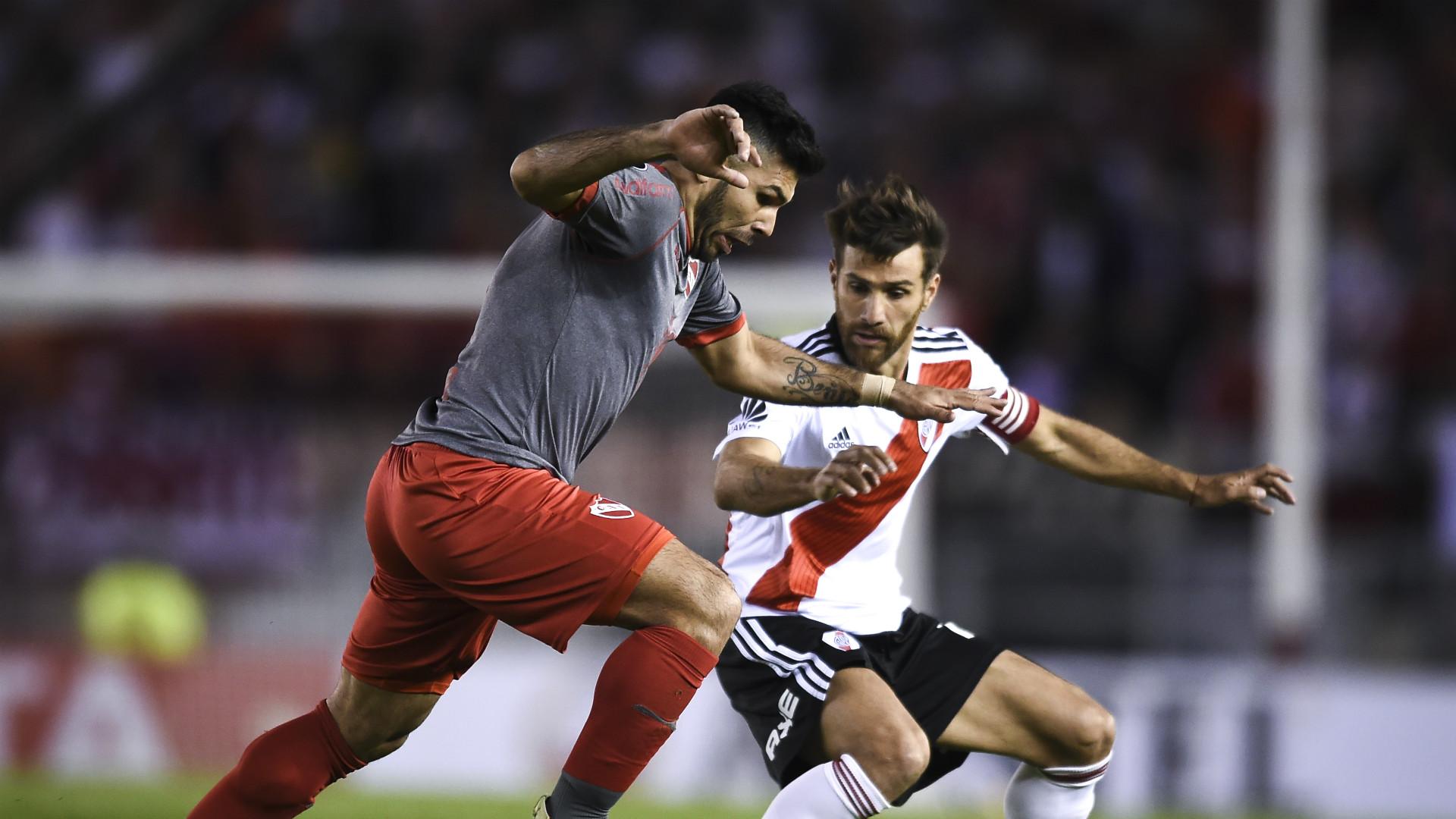 River 3-1 Independiente, por la Copa Libertadores: goles ...