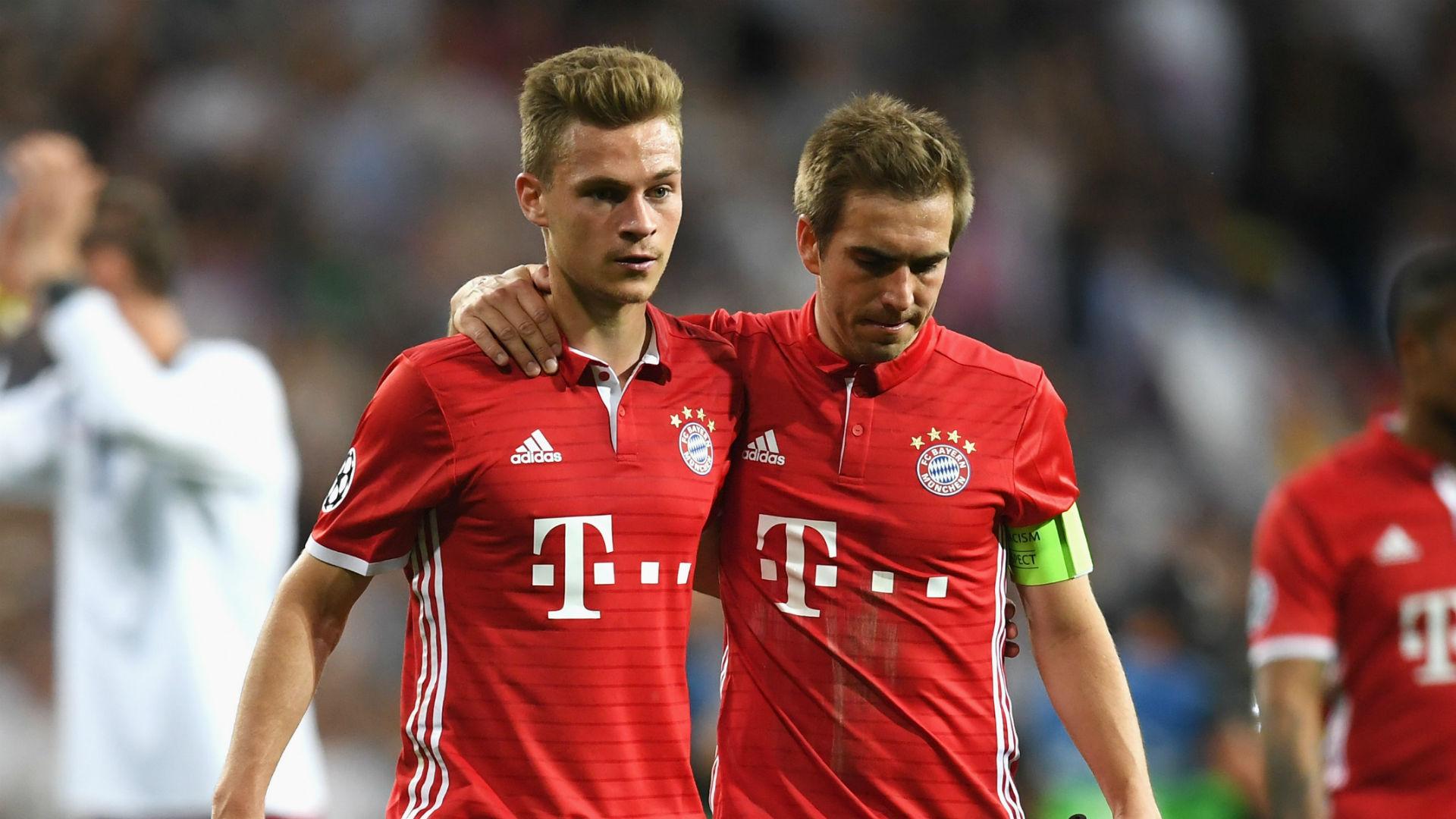 Bayern Munich news: Joshua Kimmich the natural heir to Philipp Lahm, says  Carlo Ancelotti | Goal.com