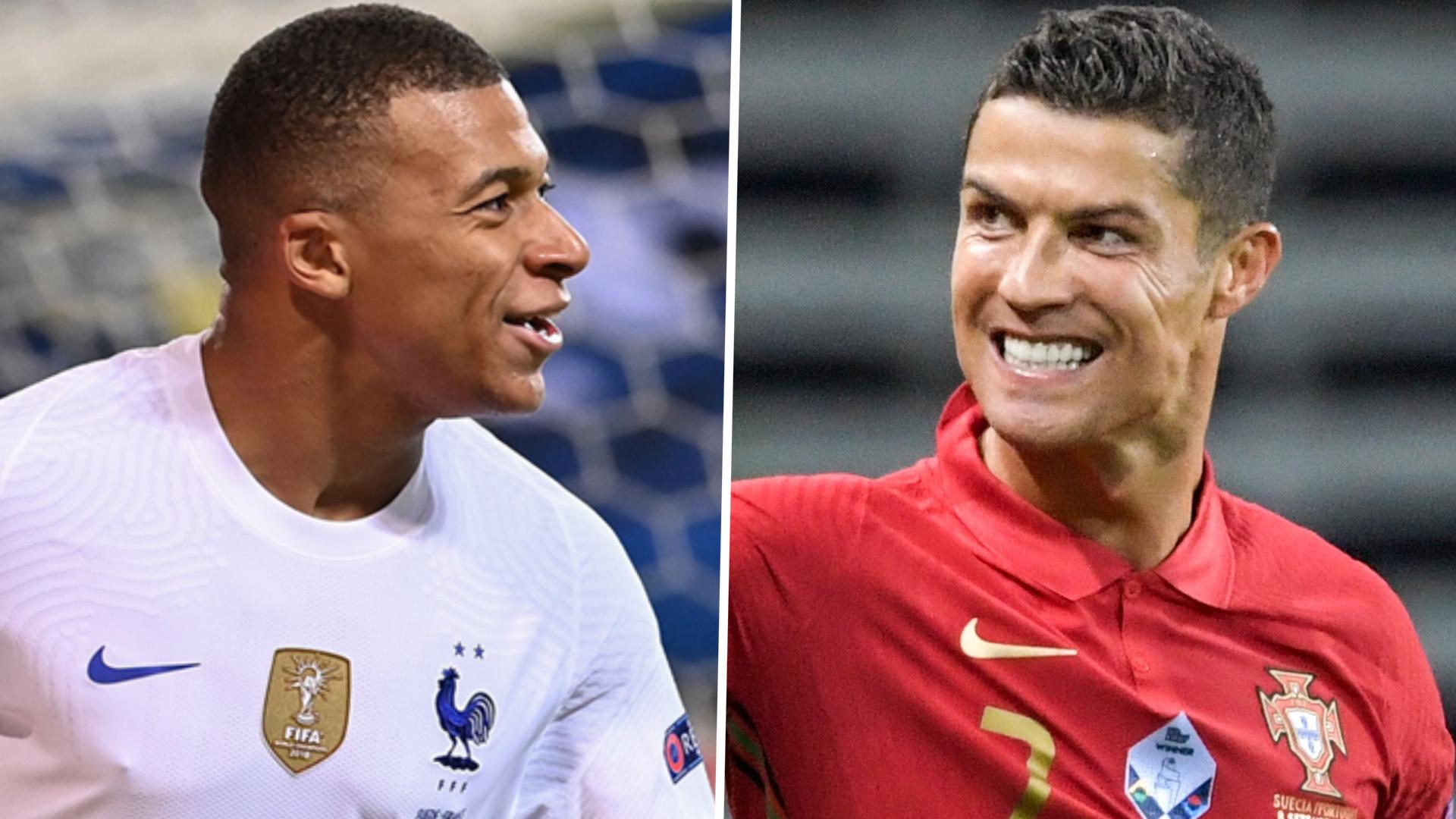 'We wish you a Merry Christmas!' - Ronaldo, Mbappe and footballers around the world celebrate the festive season