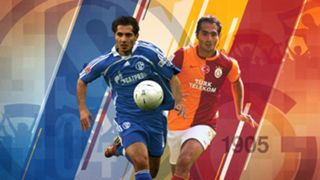 Hamit Altintop Schalke Galatasaray