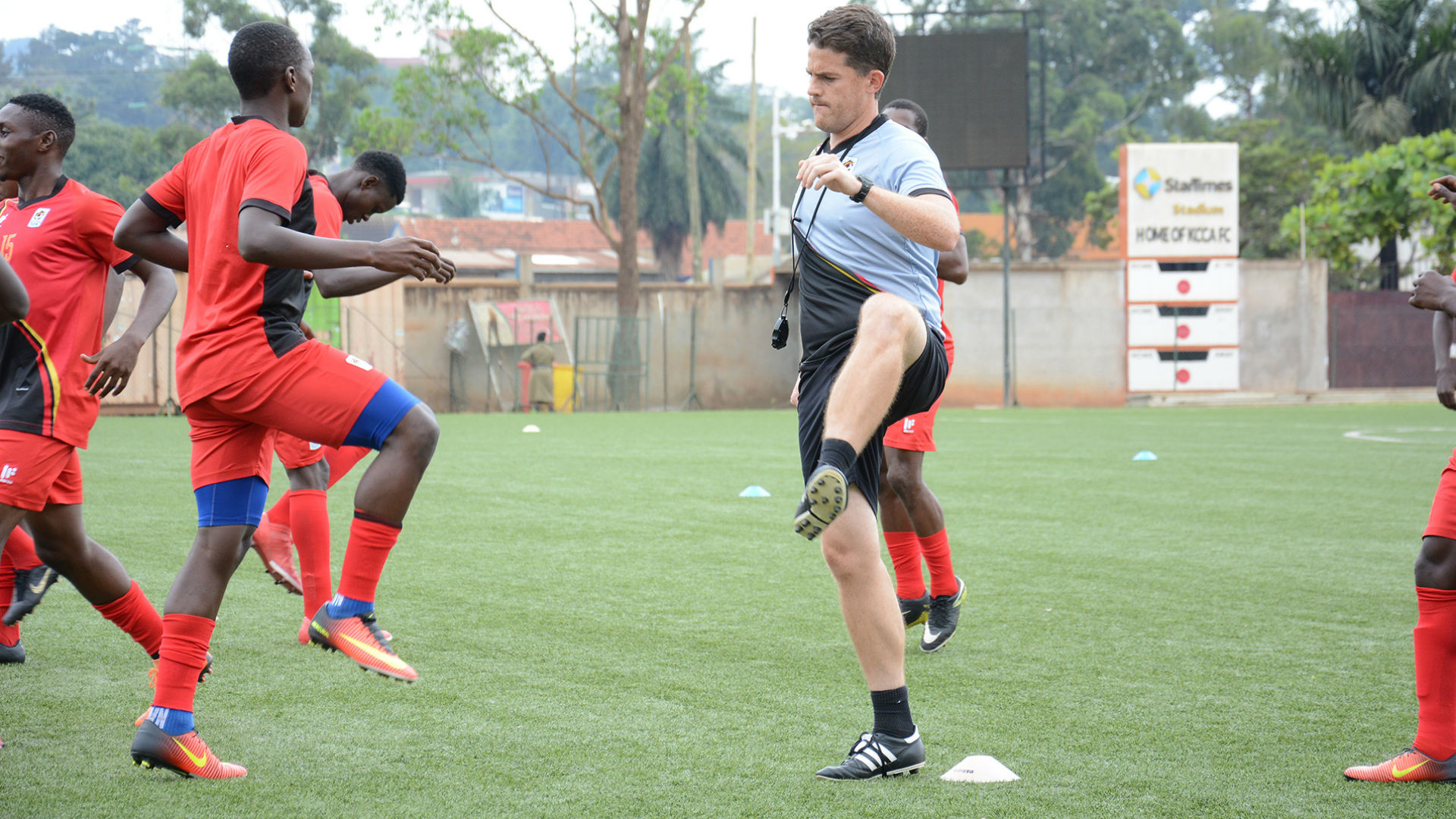 World Cup draw: Uganda confident of top spot – McKinstry