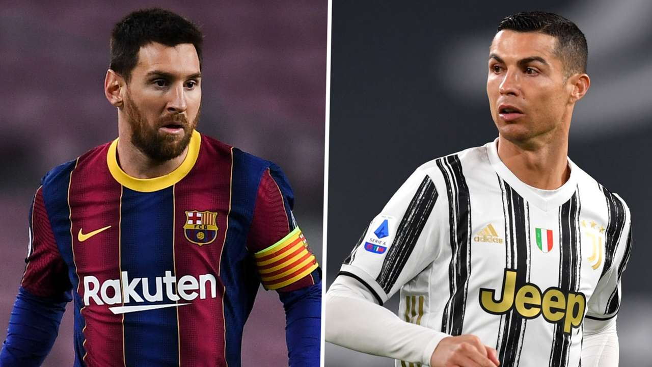 Lionel Messi Cristiano Ronaldo 2020-21