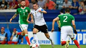 Julian Draxler Germany Mexico Confed Cup 2017