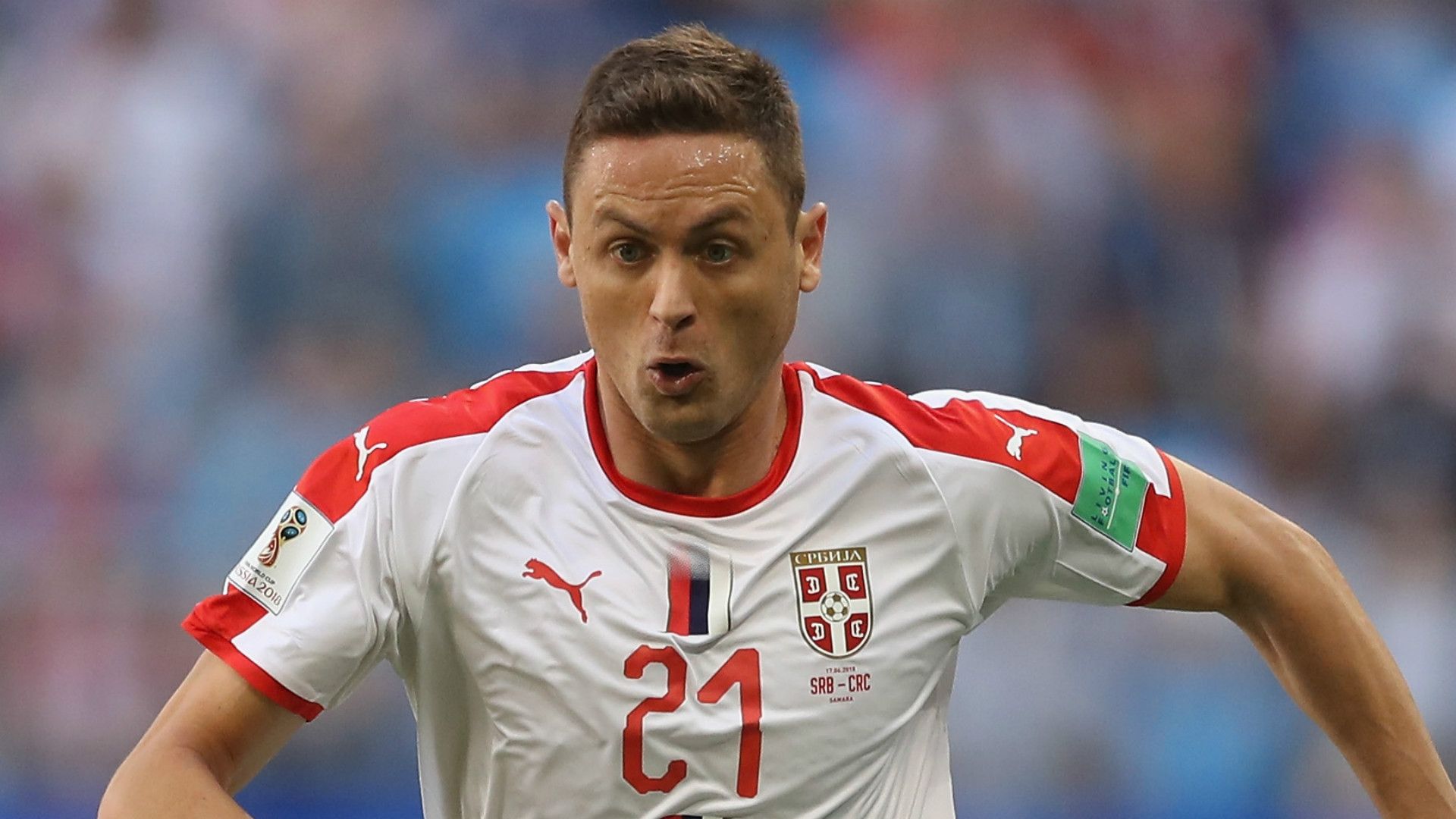 Matic free to focus on Man Utd after retiring from international duty with Serbia