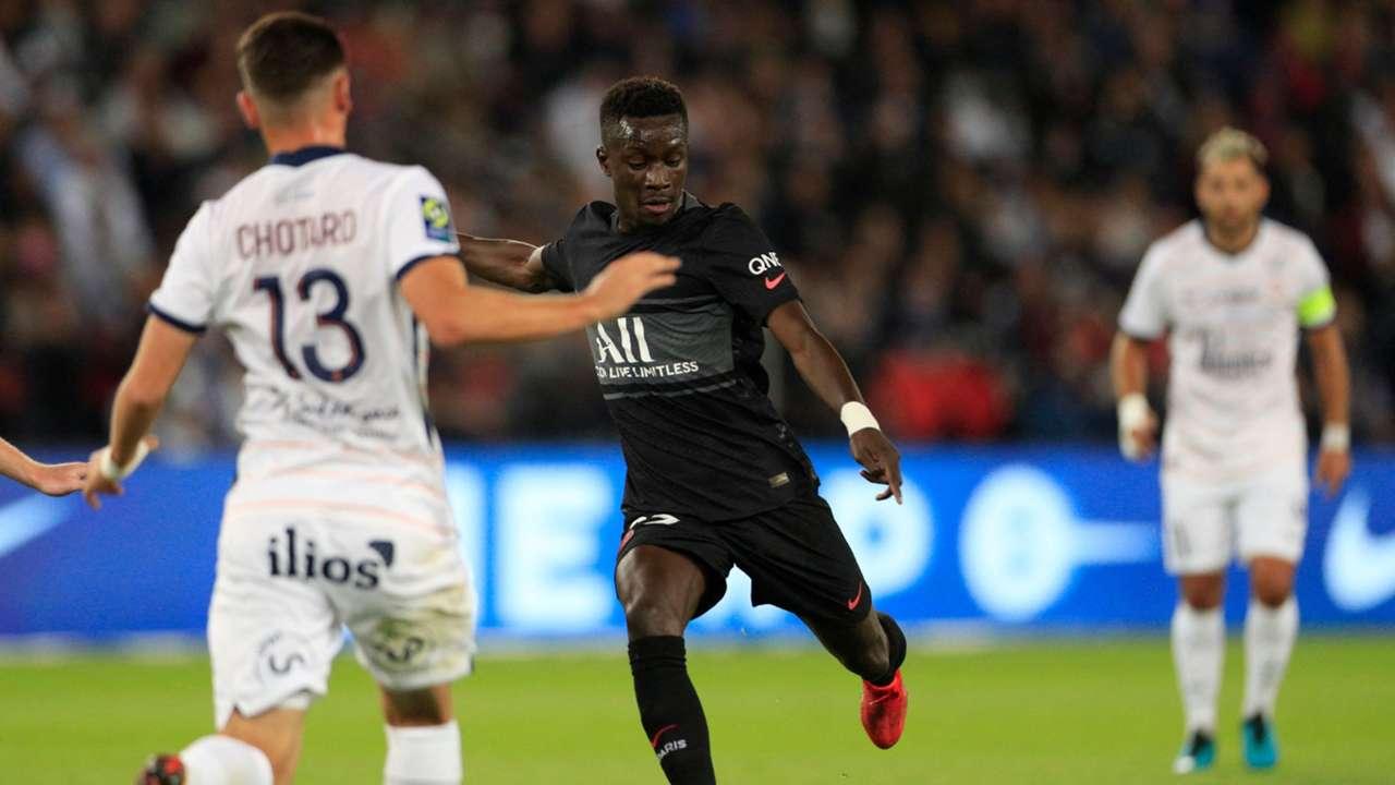 Idrissa Gueye - PSG