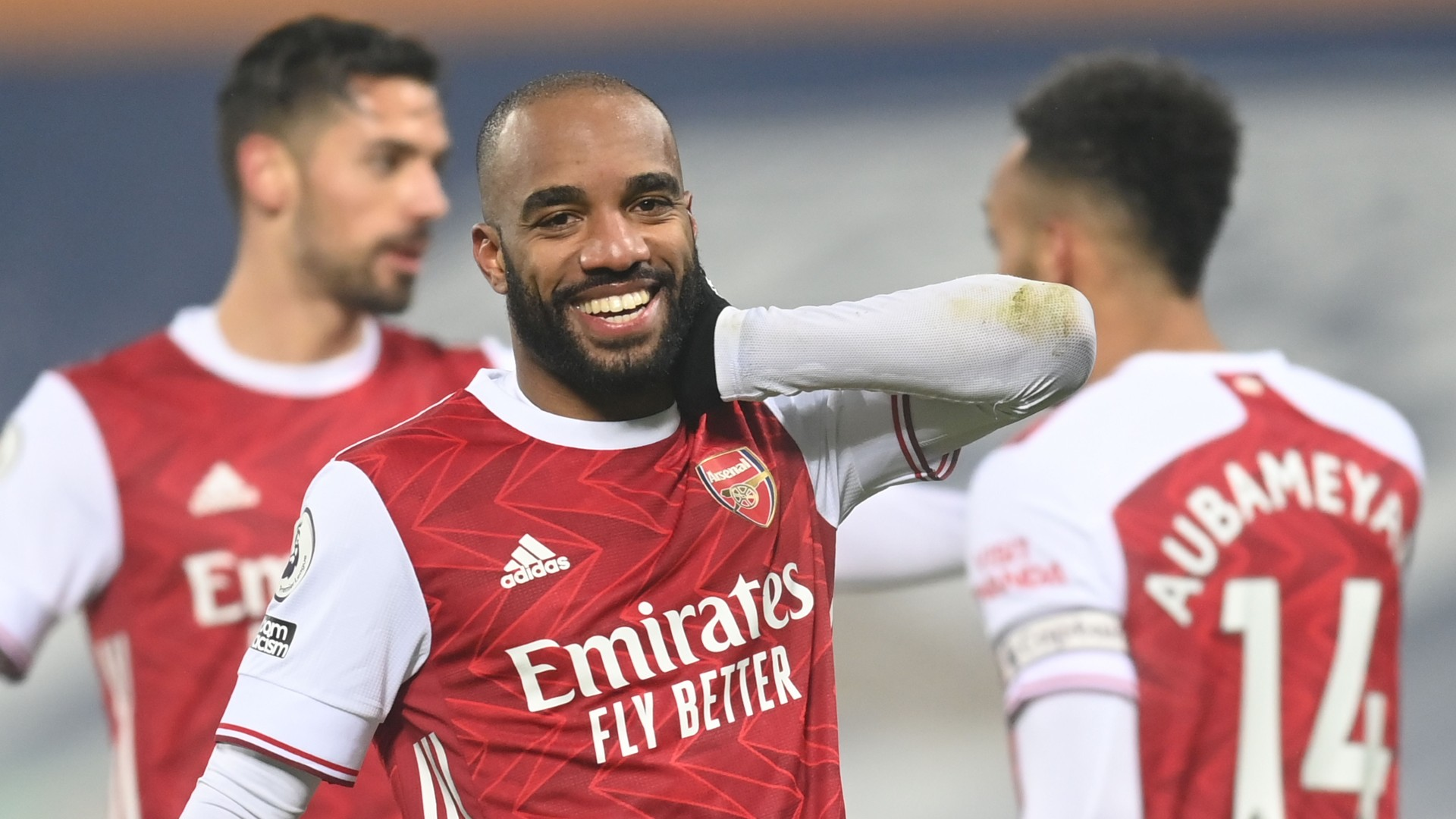 'We have not talked' - Lacazette's Arsenal future to be decided in the summer, says Arteta
