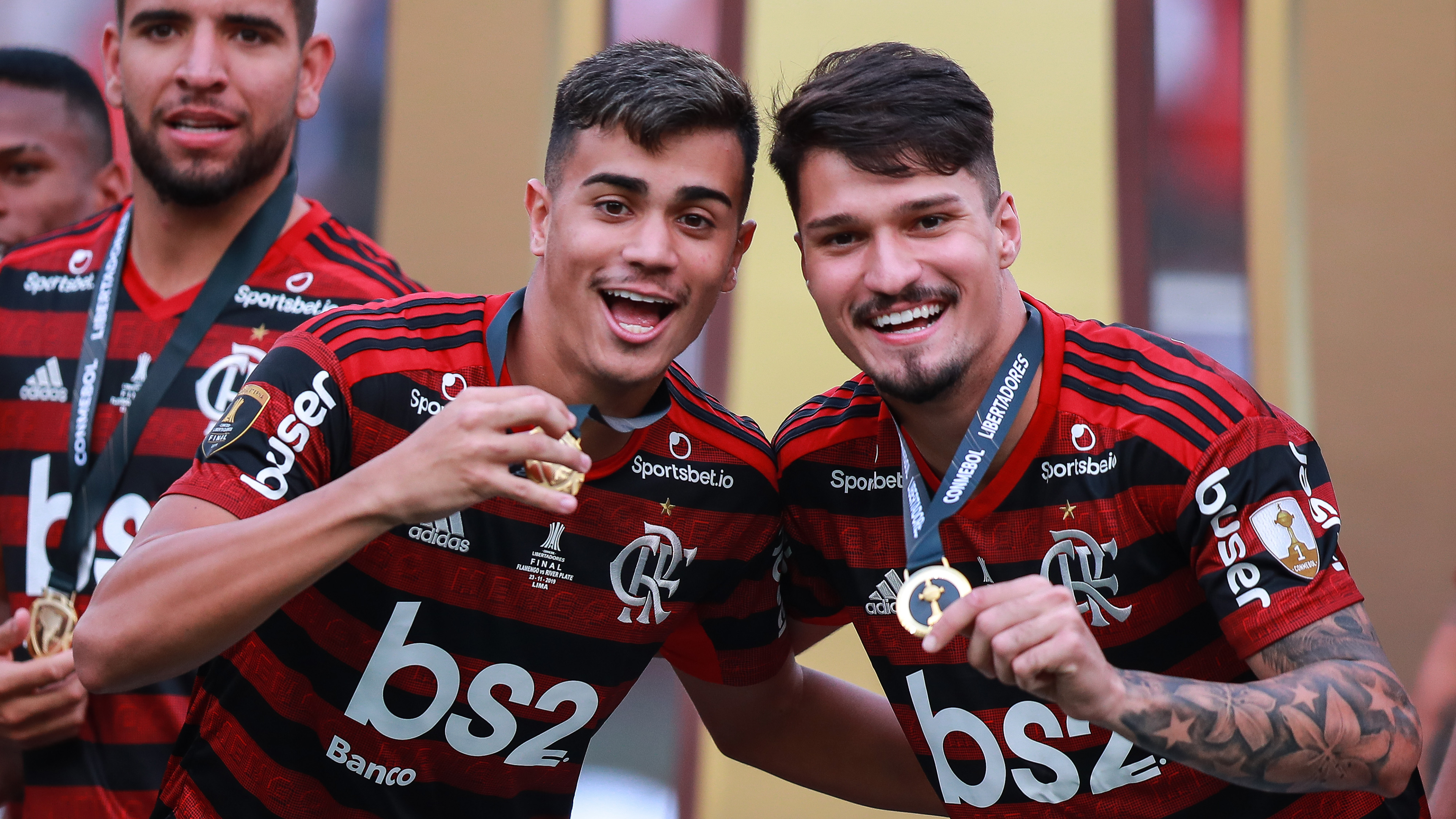 'Let's wait and see' - Flamengo star Reinier responds to possible Real Madrid move