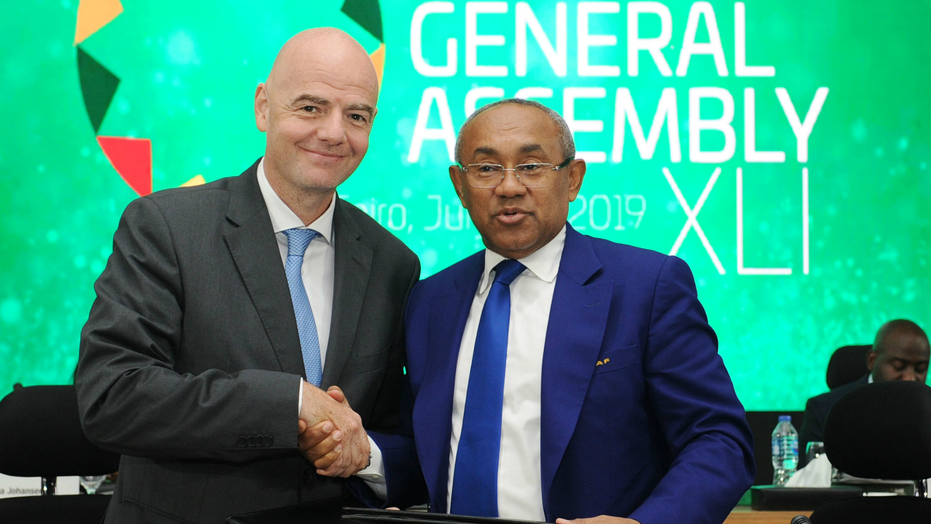 Infantino questions Afcon and whether African football is improving