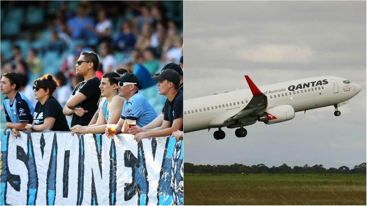 Sydney FC Qantas