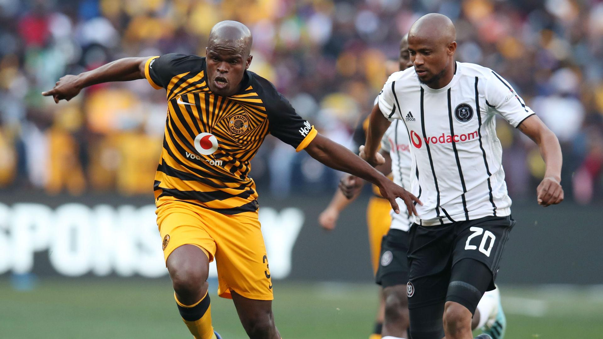 Katsande: Veteran midfielder signs new Kaizer Chiefs deal