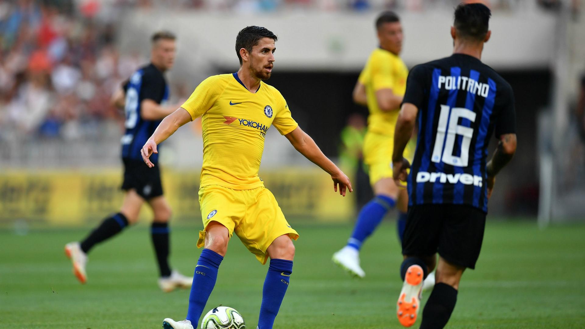 Jorginho Matteo Politano Chelsea Inter ICC Cup