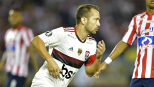 Everton Ribeiro Junior Barranquilla Flamengo Libertadores 04 03 2020