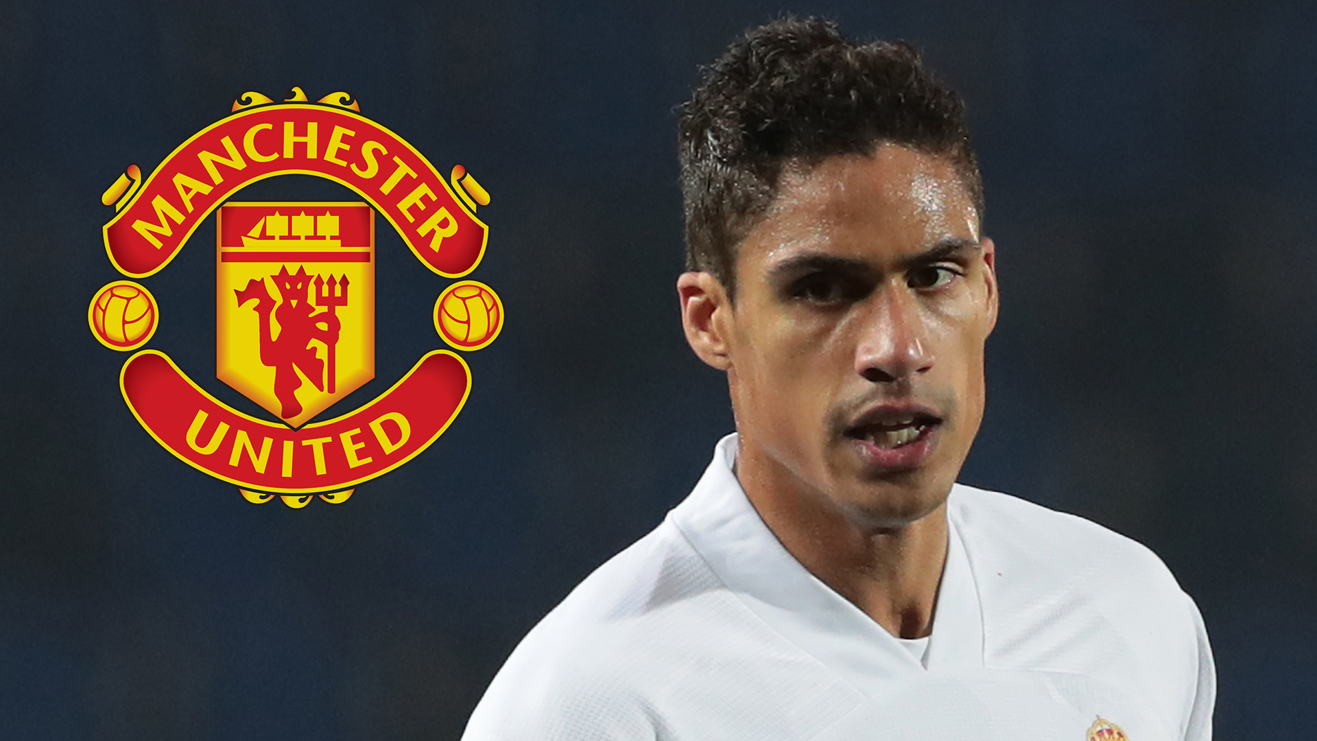 Varane holds all the aces as Man Utd interest & contract situation leaves Real Madrid in limbo