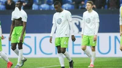 Riechedly Bazoer, VfL Wolfsburg, Bundesliga, 08052017