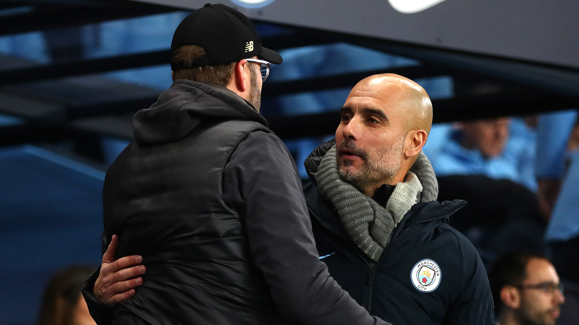 Pep Guardiola is the best manager in the world, says Jurgen Klopp