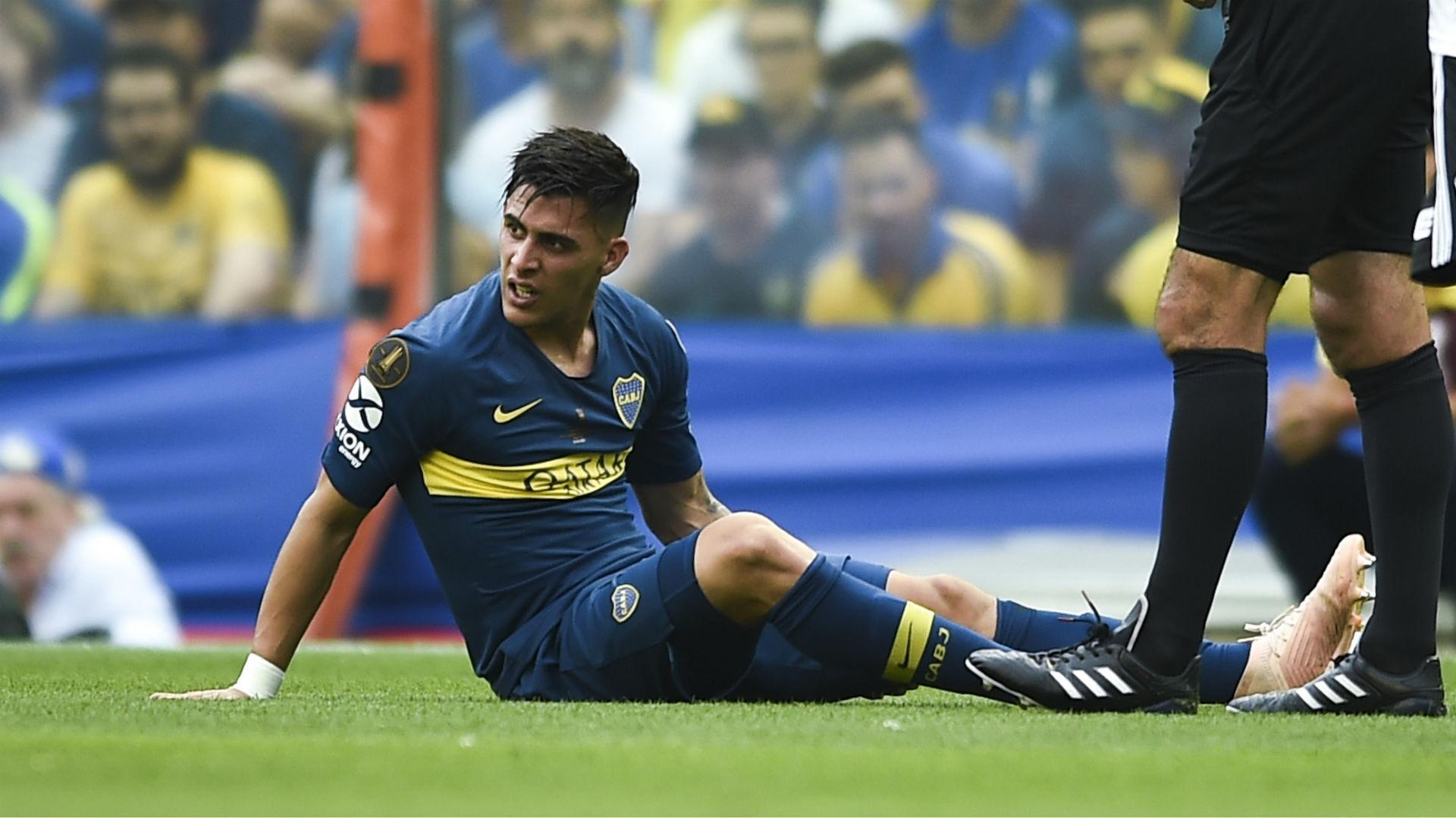 Cristian Pavon Boca River Copa Libertadores Final 11112018